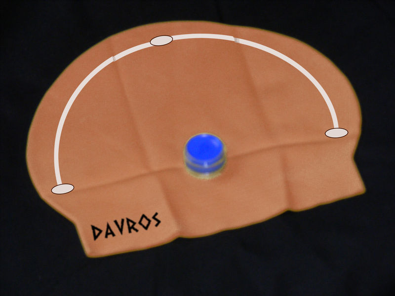Davros swiming hat