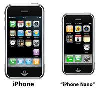 IPhone Nano Specs