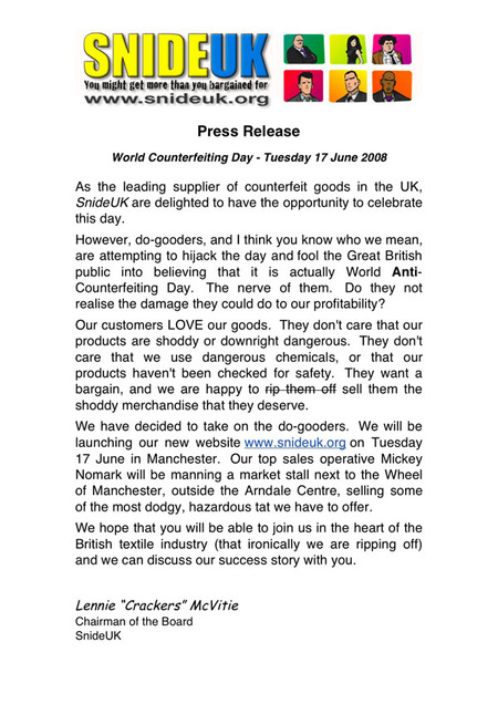 Spoof_press_release